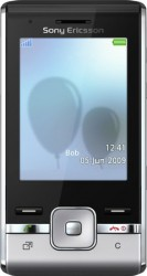 Sony-Ericsson T715 themes - free download