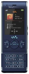 Sony-Ericsson W595 themes - free download