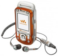 Sony-Ericsson W600i themes - free download
