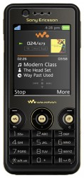 Sony-Ericsson W660i themes - free download