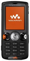 Sony-Ericsson W810i themes - free download