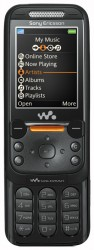 Sony-Ericsson W830i themes - free download