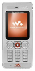 Sony-Ericsson W888i themes - free download