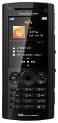 Sony-Ericsson W902 themes - free download