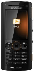Sony-Ericsson W902 plus gallery