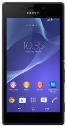 Sony Xperia M2 Galerie