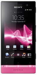 Sony Xperia U themes - free download