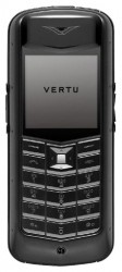 Vertu Constellation Pure Black themes - free download