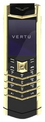 Галерея Vertu Signature S Design Yellow Gold