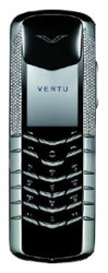 Галерея Vertu Signature White Gold Half Pave Diamonds