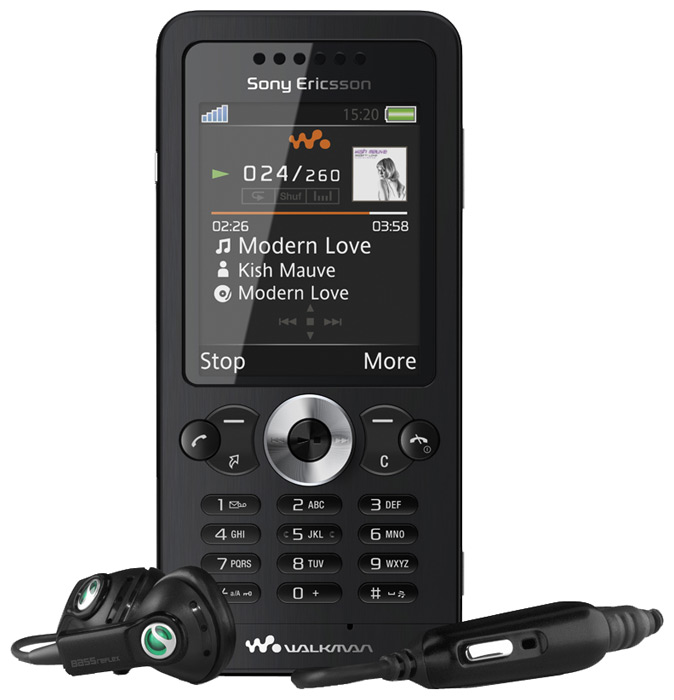 temas para celular sony ericsson w205