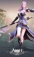Download free mobile wallpaper 13900: Aion, Girls, Games, People for phone or tab. Download images, backgrounds and wallpapers for mobile phone for free.