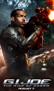 Download free mobile wallpaper 10407: Cinema, Humans, Actors, Men, G.I. JOE, Marlon Wayans for phone or tab. Download images, backgrounds and wallpapers for mobile phone for free.