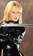 Download free mobile wallpaper 34940: Actors,Girls,Cinema,People,Kill Bill,Uma Thurman for phone or tab. Download images, backgrounds and wallpapers for mobile phone for free.