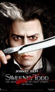Download free mobile wallpaper 2544: Cinema, Humans, Actors, Men, Johnny Depp, Sweeney Todd for phone or tab. Download images, backgrounds and wallpapers for mobile phone for free.