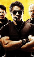 Download free mobile wallpaper 10091: Cinema, Humans, Actors, Men, The Expendables, Sylvester Stallone, Jason Statham, Jet Li for phone or tab. Download images, backgrounds and wallpapers for mobile phone for free.
