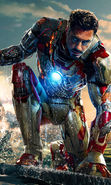 Download free mobile wallpaper 22566: Actors, Cinema, People, Men, Robert Downey Jr., Iron Man for phone or tab. Download images, backgrounds and wallpapers for mobile phone for free.