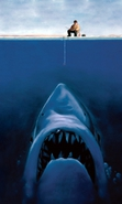 Download free mobile wallpaper 32107: Sharks,People,Pictures,Funny for phone or tab. Download images, backgrounds and wallpapers for mobile phone for free.
