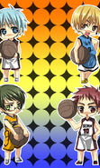 Download free mobile wallpaper 19336: Anime, Basketball, Children, Sports for phone or tab. Download images, backgrounds and wallpapers for mobile phone for free.