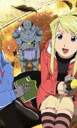 Download free mobile wallpaper 20881: Anime, Cartoon, Fullmetal Alchemist for phone or tab. Download images, backgrounds and wallpapers for mobile phone for free.