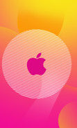 Download free mobile wallpaper 48273: Apple,Brands,Background for phone or tab. Download images, backgrounds and wallpapers for mobile phone for free.