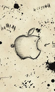 Download free mobile wallpaper 21210: Apple, Brands, Logos, Pictures for phone or tab. Download images, backgrounds and wallpapers for mobile phone for free.