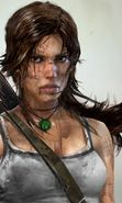 Download free mobile wallpaper 15843: Lara Croft: Tomb Raider, Girls, Games, People for phone or tab. Download images, backgrounds and wallpapers for mobile phone for free.