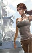 Download free mobile wallpaper 27063: Lara Croft: Tomb Raider, Games for phone or tab. Download images, backgrounds and wallpapers for mobile phone for free.