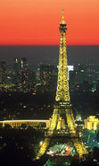Download free mobile wallpaper 12014: Landscape, Cities, Architecture, Paris, Eiffel Tower for phone or tab. Download images, backgrounds and wallpapers for mobile phone for free.