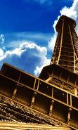 Download free mobile wallpaper 1254: Sky, Architecture, Paris, Eiffel Tower for phone or tab. Download images, backgrounds and wallpapers for mobile phone for free.