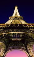 Download free mobile wallpaper 4268: Landscape, Architecture, Paris, Eiffel Tower for phone or tab. Download images, backgrounds and wallpapers for mobile phone for free.