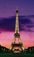 Download free mobile wallpaper 38167: Architecture,Eiffel Tower,Landscape for phone or tab. Download images, backgrounds and wallpapers for mobile phone for free.