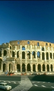 Download free mobile wallpaper 33527: Architecture,Colosseum,Landscape for phone or tab. Download images, backgrounds and wallpapers for mobile phone for free.