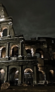 Download free mobile wallpaper 40738: Architecture,Colosseum,Landscape for phone or tab. Download images, backgrounds and wallpapers for mobile phone for free.
