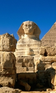 Download free mobile wallpaper 33676: Architecture,Sphinx for phone or tab. Download images, backgrounds and wallpapers for mobile phone for free.