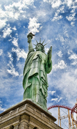 Download free mobile wallpaper 40594: Architecture,Statue of Liberty for phone or tab. Download images, backgrounds and wallpapers for mobile phone for free.