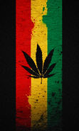 Download free mobile wallpaper 15627: Marijuana, Background, Logos for phone or tab. Download images, backgrounds and wallpapers for mobile phone for free.