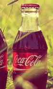 Download free mobile wallpaper 11602: Brands, Art photo, Coca-cola, Drinks for phone or tab. Download images, backgrounds and wallpapers for mobile phone for free.