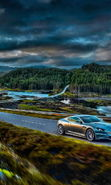 Download free mobile wallpaper 11374: Transport, Auto, Roads, Aston Martin for phone or tab. Download images, backgrounds and wallpapers for mobile phone for free.