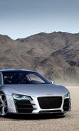 Download free mobile wallpaper 3574: Transport, Auto, Audi for phone or tab. Download images, backgrounds and wallpapers for mobile phone for free.