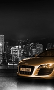 Download free mobile wallpaper 36838: Audi,Auto,Transport for phone or tab. Download images, backgrounds and wallpapers for mobile phone for free.