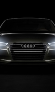 Download free mobile wallpaper 41091: Audi,Auto,Transport for phone or tab. Download images, backgrounds and wallpapers for mobile phone for free.