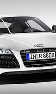 Download free mobile wallpaper 41178: Audi,Auto,Transport for phone or tab. Download images, backgrounds and wallpapers for mobile phone for free.