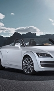 Download free mobile wallpaper 42944: Audi,Auto,Transport for phone or tab. Download images, backgrounds and wallpapers for mobile phone for free.