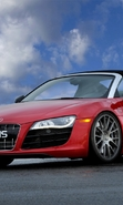 Download free mobile wallpaper 48941: Audi,Auto,Transport for phone or tab. Download images, backgrounds and wallpapers for mobile phone for free.
