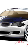 Download free mobile wallpaper 12542: Auto, BMW, Pictures, Transport for phone or tab. Download images, backgrounds and wallpapers for mobile phone for free.