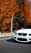Download free mobile wallpaper 13306: Auto, BMW, Transport for phone or tab. Download images, backgrounds and wallpapers for mobile phone for free.