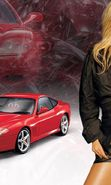 Download free mobile wallpaper 19308: Auto, Britney Spears, Girls, Ferrari, People, Music, Transport for phone or tab. Download images, backgrounds and wallpapers for mobile phone for free.