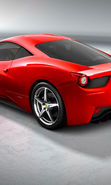 Download free mobile wallpaper 10452: Transport, Auto, Ferrari for phone or tab. Download images, backgrounds and wallpapers for mobile phone for free.
