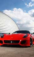 Download free mobile wallpaper 17109: Auto, Ferrari, Transport for phone or tab. Download images, backgrounds and wallpapers for mobile phone for free.